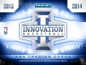 2013-14 Panini Innovation Basketball