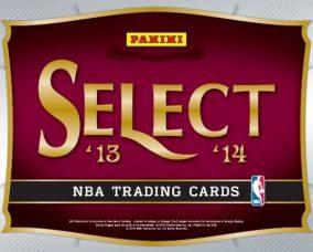 2013-14 Panini Select Basketball