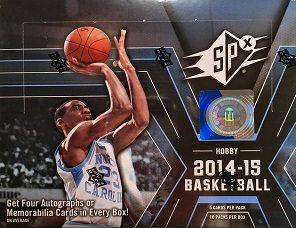 2014-15 SPx Basketball