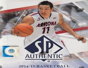 2014-15 SP Authentic Basketball