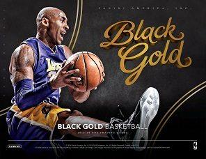 2015-16 Panini Black Gold Basketball
