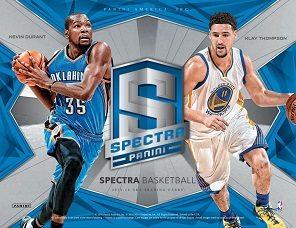2015-16 Panini Spectra Basketball