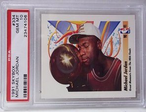 Graded Cards