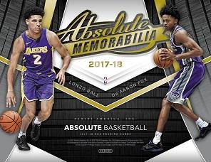 2017-18 Panini Absolute Basketball