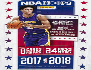 2017-18 Panini NBA Hoops Basketball