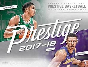 2017-18 Panini Prestige Basketball