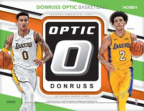 2017-18 Donruss Optic Basketball