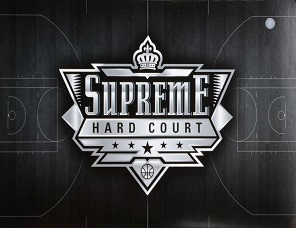 2018 Upper Deck Authenticated NBA Supreme Hard Court Basketball