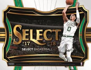 2017-18 Panini Select Basketball