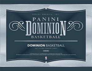 2017-18 Panini Dominion Basketball