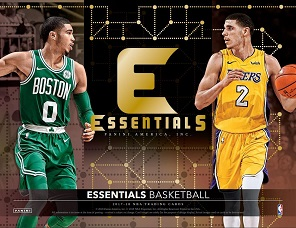 2017-18 Panini Essentials Basketball