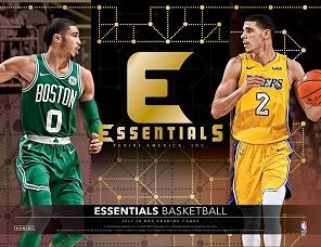 2017-18 Panini Essentials Basketball