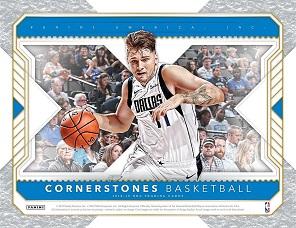 2018-19 Panini Cornerstones Basketball