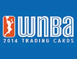 2014 Rittenhouse WNBA Basketball
