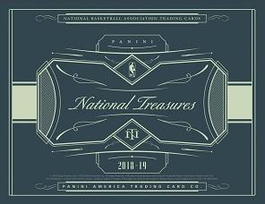 2018-19 Panini National Treasures Basketball